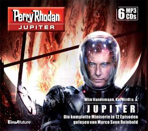 Perry Rhodan Jupiter - Die komplette Miniserie (Teile 1-12)
