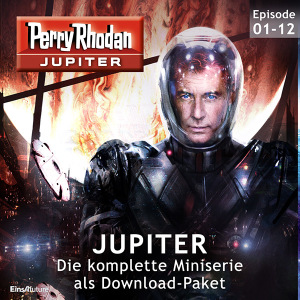 Perry Rhodan Jupiter: Miniserie (12 Folgen) Download-Paket