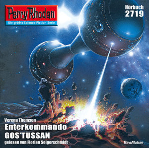 Perry Rhodan Nr. 2719: Enterkommando GOSTUSSAN (Download)