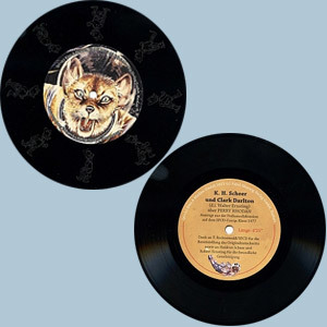 Perry Rhodan Vinyl-Single