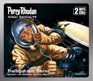 Perry Rhodan - Treibgut der Sterne (Silber Edition 99)