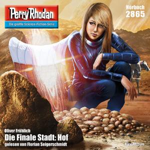 Oliver Fröhlich - Die Finale Stadt: Hof (Perry Rhodan 2865)