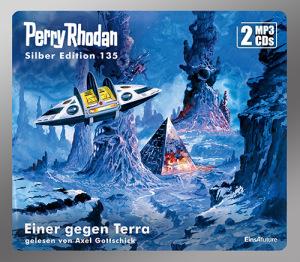 Perry Rhodan - Einer gegen Terra (Silber Edition 135)