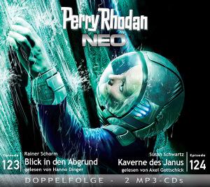 Perry Rhodan NEO -  Blick in den Abgrund / Kaverne des Janus (Folgen 123+124)