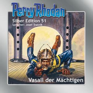 Perry Rhodan Silber Edition CD 51: Vasall der Mächtigen (CD-Box)