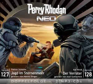 Perry Rhodan NEO -  Jagd im Sternenmeer / Der Verräter (Folgen 127+128)