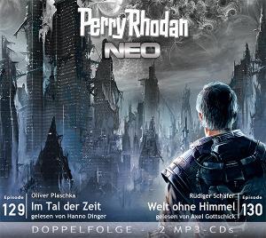 Perry Rhodan NEO -  Im Tal der Zeit / Welt ohne Himmel (Folgen 129+130)