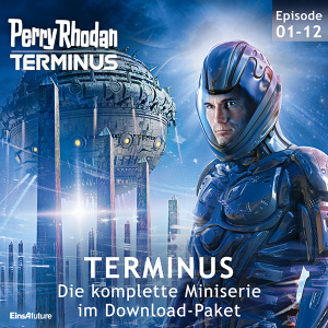 Perry Rhodan Terminus: Miniserie (12 Folgen) Download-Paket