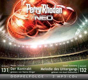 Perry Rhodan NEO -  Der Kontrakt / Melodie des Untergangs (Folgen 131+132)