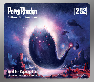 Perry Rhodan Silber Edition 138: Seth-Apophis (2 MP3-CDs)