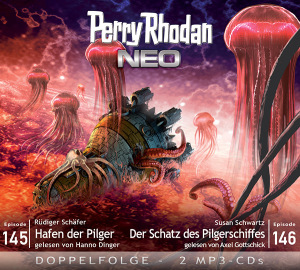 Perry Rhodan Neo MP3 Doppel-CD Episoden 145+146
