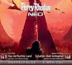 Perry Rhodan NEO -  Das verfluchte Land / Schatten über Ambaphal (Folgen 147+148)
