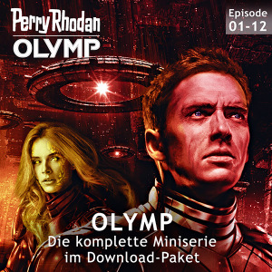 Perry Rhodan Olymp: Miniserie (12 Folgen) Download-Paket