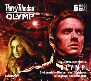 Perry Rhodan Olymp: Die komplette Miniserie (6 MP3-CDs) + Download
