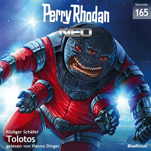 Perry Rhodan Neo Nr. 165: Tolotos (Hörbuch-Download)