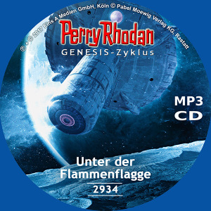 Perry Rhodan Nr. 2934: Unter der Flammenflagge (MP3-CD)