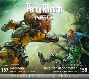 Perry Rhodan NEO -  Requiem / Halle der Baphometen (Folgen 157+158)