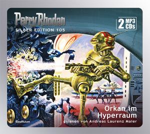 Perry Rhodan - Orkan im Hyperraum (Silber Edition 105)