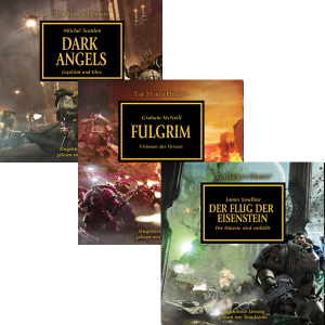 The Horus Heresy 4 - 6 (Hörbuch-Download-Paket)
