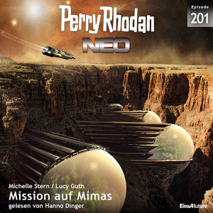 Perry Rhodan Neo Nr. 201: Mission auf Mimas (Hörbuch-Download)