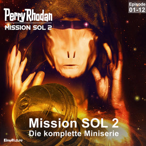 Perry Rhodan Mission SOL 2: Miniserie (12 Folgen) Download-Paket
