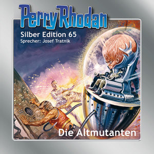 Perry Rhodan Silber Edition CD 65: Die Altmutanten (15 CD-Box)