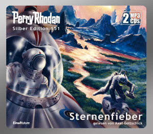 Perry Rhodan Silber Edition 151: Sternenfieber (2 MP3-CDs)