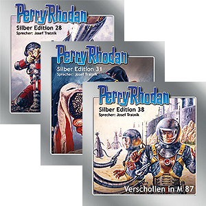 Perry Rhodan Silber Edition Download-Abo ab Nr. 1